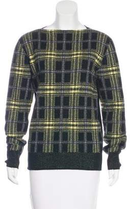 Tomas Maier Wool & Cashmere-Blend Sweater