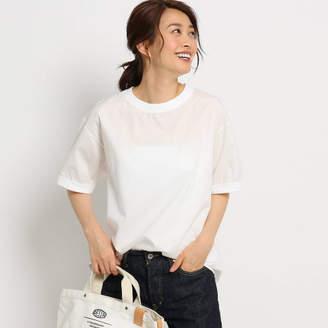 Dessin (デッサン) - Dessin(Ladies) GYMPHLEX(R)コットンリブシャツ