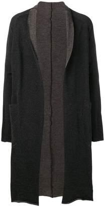 Devoa longline cardigan