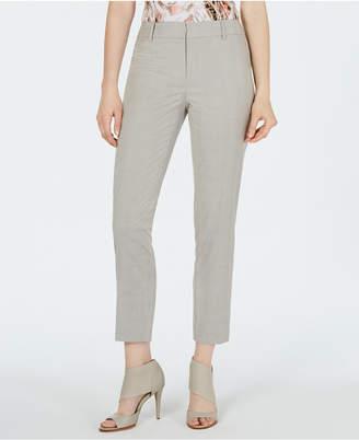 Calvin Klein Petite Cropped Slim-Fit Pants