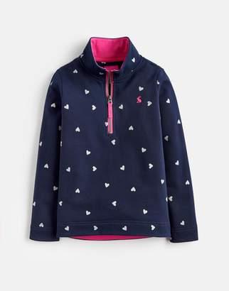 Joules Clothing Older fairdale Half Zip Sweatshirt