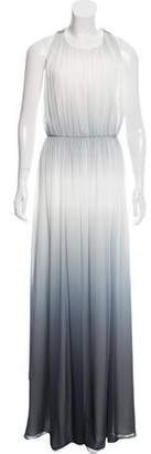 Alice + Olivia Ombré Evening Dress w/ Tags