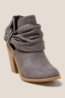 Rampage Vappy Ankle Boot - Gray