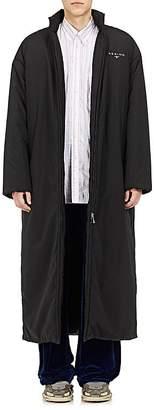 "Balenciaga Men's ""Kering"" Puffer Raincoat"