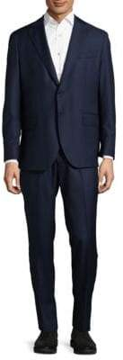 Lubiam Impeccable Wool Suit