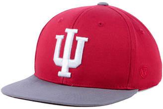 Top of the World Boys' Indiana Hoosiers Maverick Snapback Cap