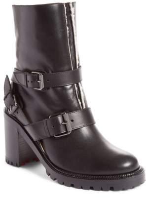 Christian Louboutin Viyonce Buckle Boot