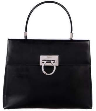 afa0cda088f Salvatore Ferragamo Top Handle Handbags - ShopStyle