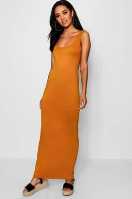 boohoo Petite Maxi Dress
