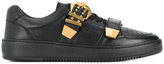 Versace studded belt sneakers