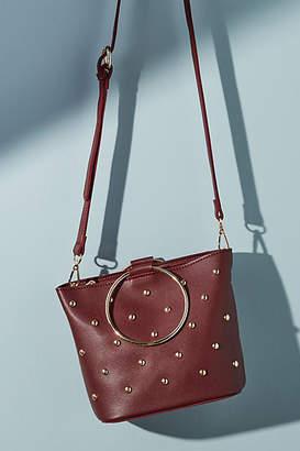 Melie Bianco Makenzie Studded Mini Tote Bag