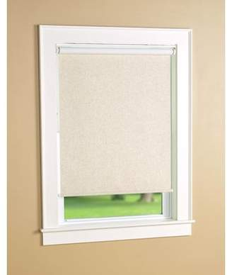 Mountain Vista Green Huntington Blackout Beige Roller Shade