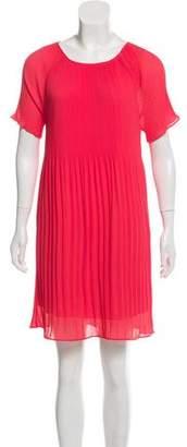 MICHAEL Michael Kors Pleated Mini Dress w/ Tags