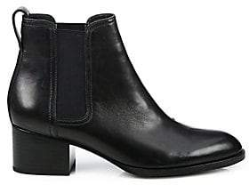 Rag & Bone Women's Walker Block-Heel Leather Chelsea Boots