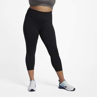 Nike Power Sculpt Women's High-Rise Training Tights (Plus Size)