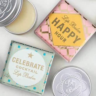 Bath House Happy Hour And Celebrate Lip Balm Duo