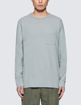 Saturdays NYC James Pima L/S T-Shirt