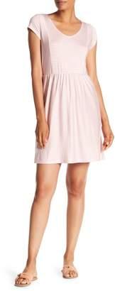 Vanity Room Stripe Knit Dress