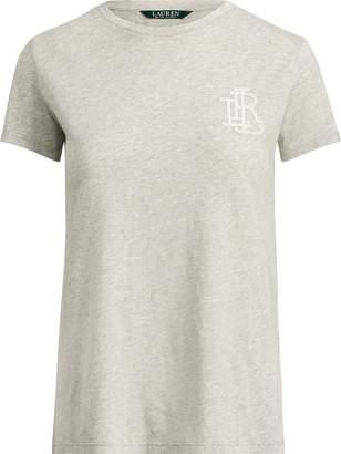 Ralph Lauren Monogram Jersey T-Shirt