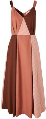 REJINA PYO Rosa wool dress