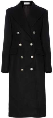 Faith Connexion double breasted knee length coat