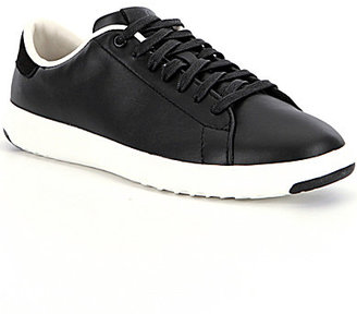 Cole Haan GrandPro Tennis Sneakers $130 thestylecure.com