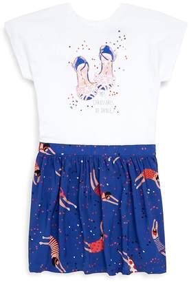 Catimini Little Girl's & Girls Dancing Shoes Dress
