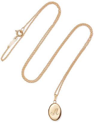Catbird - Dollhouse 14-karat Gold Necklace