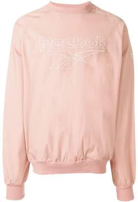 Reebok crew neck sweatshirt