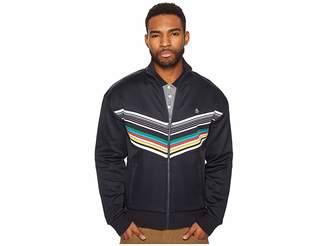 Original Penguin Long Sleeve Y/D Track Jacket Men's Coat