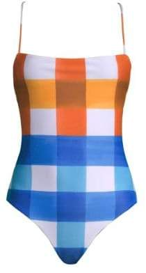 Mara Hoffman One-Piece Olympia Swimsuit