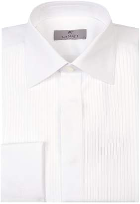 Canali Pleated Shirt