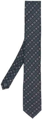Dolce & Gabbana geometric print tie