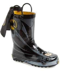 Western Chief 'Batman Everlasting' Waterproof Rain Boot