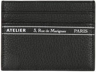 Christian Dior Leather Card Holder