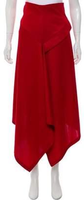 J.W.Anderson Asymmetrical Maxi Skirt