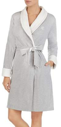 Ralph Lauren So Soft Lined Robe