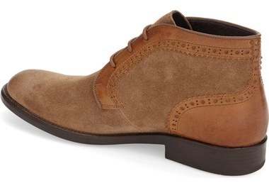 J&M 1850 'Decatur' Chukka Boot (Men)