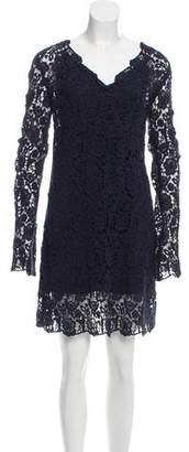 Diane von Furstenberg Hippolyte Guipure Lace Dress w/ Tags