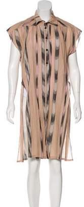 Rachel Comey Printed Collar Dress