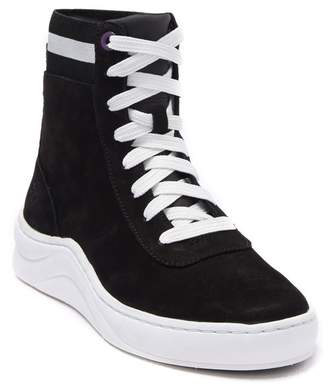 Timberland Ruby Ann Leather Sneaker Boot