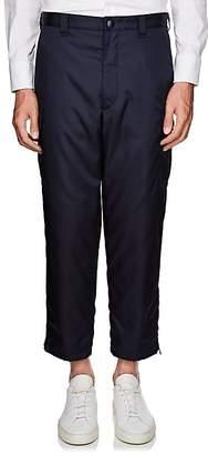 Prada Men's Padded Tech-Gabardine Cargo Trousers