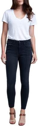 Seven7 Skinny Ankle Jeans