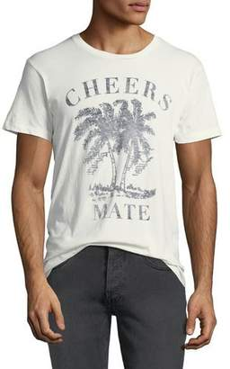 Sol Angeles Men's Cheers Mate Graphic T-Shirt