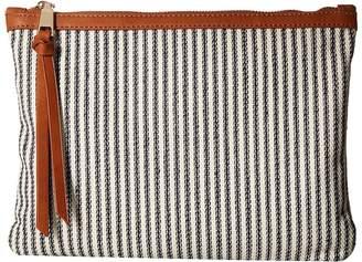 Sole Society SOLE / SOCIETY Aurora Clutch/Crossbody Handbags