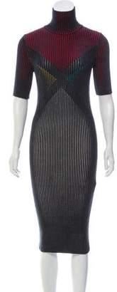 Marco De Vincenzo Midi Bodycon Dress