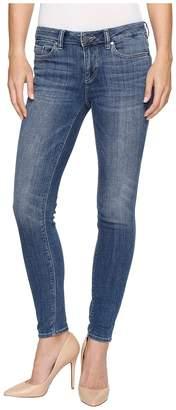 Vince Camuto Indigo Five-Pocket Skinny Jeans in Blue Indigo Women's Jeans