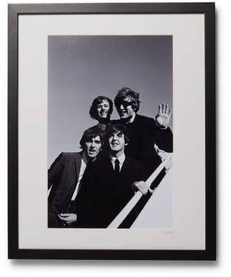 Sonic Editions Framed 1964 The Beatles Print, 16'' X 20''