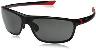 Tag Heuer Unisex-Adult 66 6023 902 651603 66 6023 902 651603 Polarized Rectangular Sunglasses