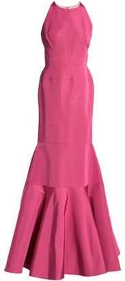 J. Mendel J.mendel Fluted Silk Gown